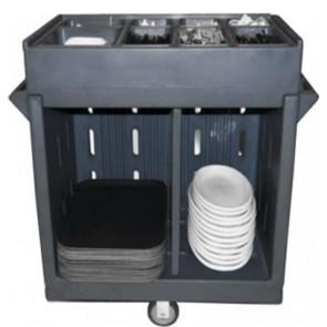 F.E.D CPWK300-20 Adjustable Dish Caddie
