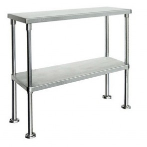 FED Double Tier Workbench Overshelf WBO2-1500
