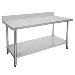 FED Economic 304 Grade Stainless Steel Table 1200x700x900 1200-7-WB