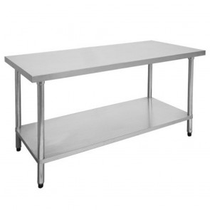 FED Economic 304 Grade Stainless Steel Table 1500x600x900 1500-6-WB