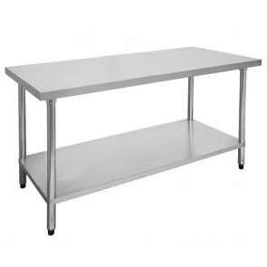 FED Economic 304 Grade Stainless Steel Table 1500x700x900 1500-7-WB