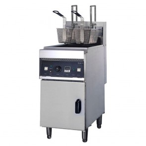 F.E.D EF-28S - AUTO-LIFT ELECTRIC FRYER with COLD ZONE
