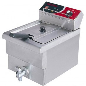 F.E.D EF-S7.51/15 15 Amp Single Benchtop Electric Fryer