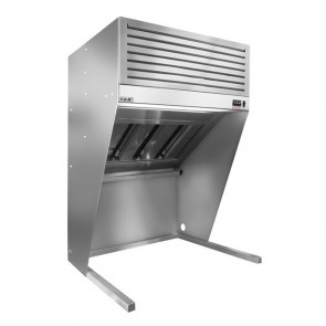 F.E.D HOOD750A Bench Top Filtered Hood - 750mm-1