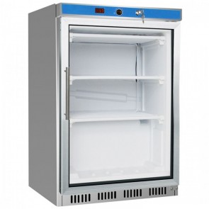 F.E.D HR200G S/S Display Bar Fridge with Glass Door