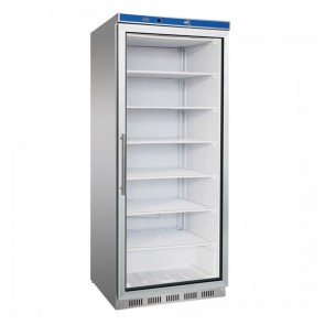 F.E.D HR600G S/S Display Fridge with Glass Door