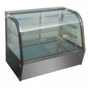 F.E.D HTH160 - 160 litre Heated Counter-Top Food Display