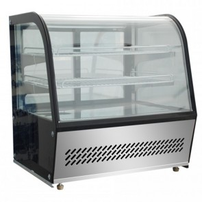 F.E.D HTR100 - 100L Chilled Counter-Top Food Display