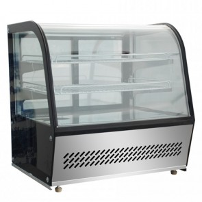 F.E.D HTR120 120 litre Chilled Counter-Top Food Display