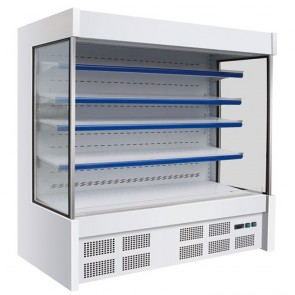 F.E.D HTS1500 Refrigerated Open Display