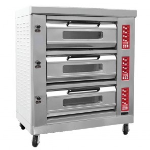 FED Infrared Triple Deck Oven FED-3PD