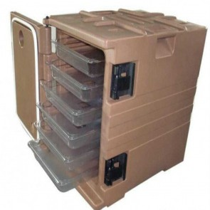 F.E.D IPC90 Insulated Front Loading Food Pan Carrier