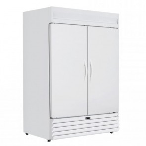 F.E.D LG-1000SE Double Door Colourbond Upright Drink Fridge