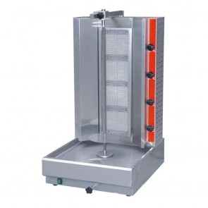 F.E.D LPG GAS Doner Kebab Machine RG-2LPG