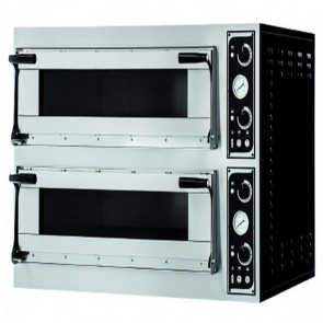 F.E.D Prisma Food Pizza Ovens Double Deck 12 x 35cm TP-2-SD