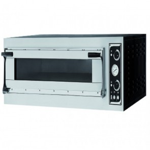 F.E.D Prisma Food Pizza Ovens Single Deck 6 x 35cm TP-2-1-SD