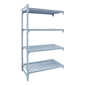 F.E.D PSA18/36 Four Tier Shelving Add-on Kit