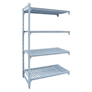 F.E.D PSA18/60 Four Tier Shelving Add-on Kit