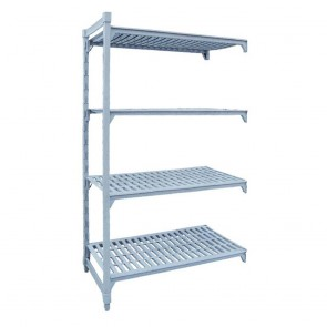 F.E.D PSA18/72 Four Tier Shelving Add-on Kit