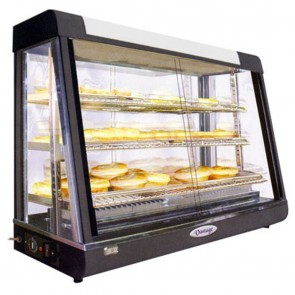 F.E.D PW-RT/660/TG Pie Warmer & Hot Food Display