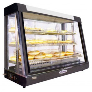 F.E.D PW-RT/900/1 Pie Warmer & Hot Food Display
