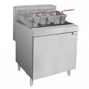 F.E.D RC500 - Superfast Natural Gas Tube Fryer