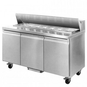 F.E.D SLB180 three large door Sandwich Bar