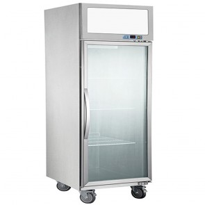 F.E.D SUCG500 Single Door Upright Display Fridge