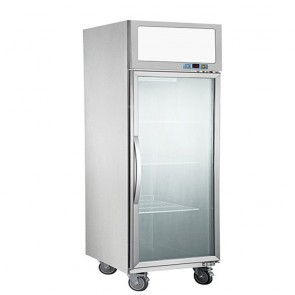 F.E.D SUFG500 Single Door Display Freezer
