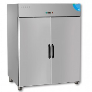 F.E.D TD1400TN Premium Stainless Steel Upright Fridge - 1400 Litre