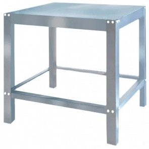 F.E.D TP-2-1-SD-S Stainless Steel Stand