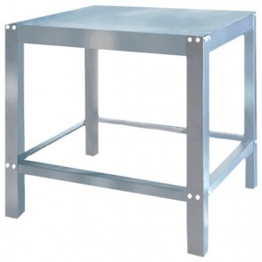F.E.D TP-2-SD-S Stainless Steel Stand