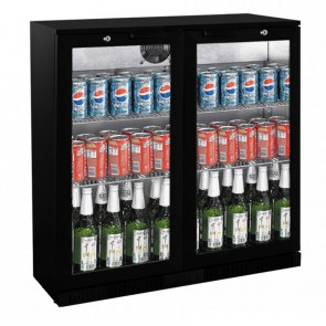 F.E.D Under Bench two door Bar Cooler LG-208HC-1