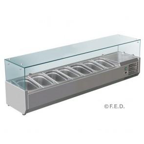F.E.D VRX1800/380 DELUXE PREP TOP