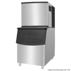 FED Air-Cooled Blizzard Ice Maker SN-1000P