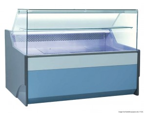 FED Compact Deli Display - ST20LC