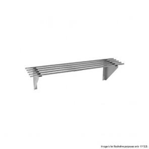 FED Pipe Wallshelf 900mm 0900-WSP1