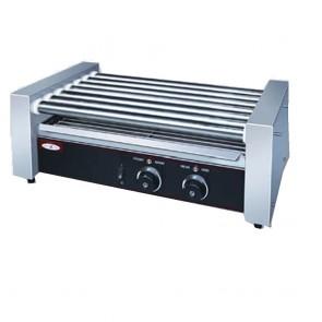 FED Rolling hotdog grill 9 rollers - THD-09KW
