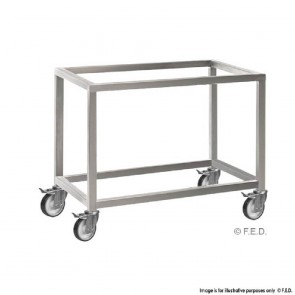 FED Trolley for Countertop Bain Marie BMT17
