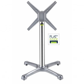 Flat Tech Self Levelling Flip Top Table Base BX26