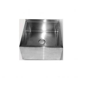 FMS-H FED Stainless Steel Floor Mop Sink - FMS-H