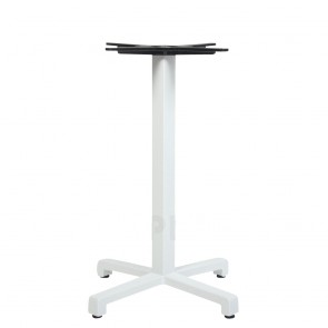 Franziska Cast Iron Outdoor Table Base with Adjustable Feet