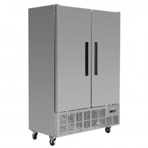 GD880-A Polar G-Series Double Door Slimline Freezer 960 Litre