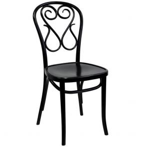 Genuine No 4 Bentwood Chair Café Daum by Michael Thonet Walnut