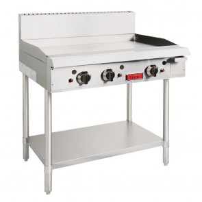 """GH106-N Thor Gas Griddle 36"""" - Manual Control with Flame Failure - Natural Gas"""