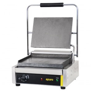 GH577-A Apuro Bistro Large Contact Grill Flat Plates