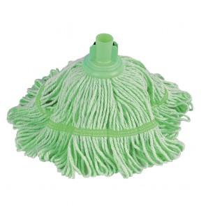 GK870 Jantex Bio Fresh Socket Mop Green - 200g 7oz