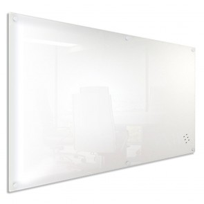Magnetic Glass Whiteboard Frameless Glassboard