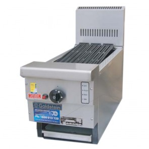 Goldstein 1 Burner Gas Char Broiler RBA-12L