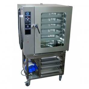 Goldstein 10 Tray Combi Steamer Victory 10